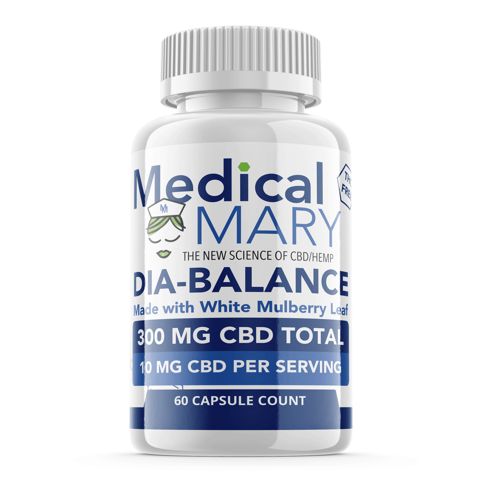 Best Capsules with CBD from Medical Mary