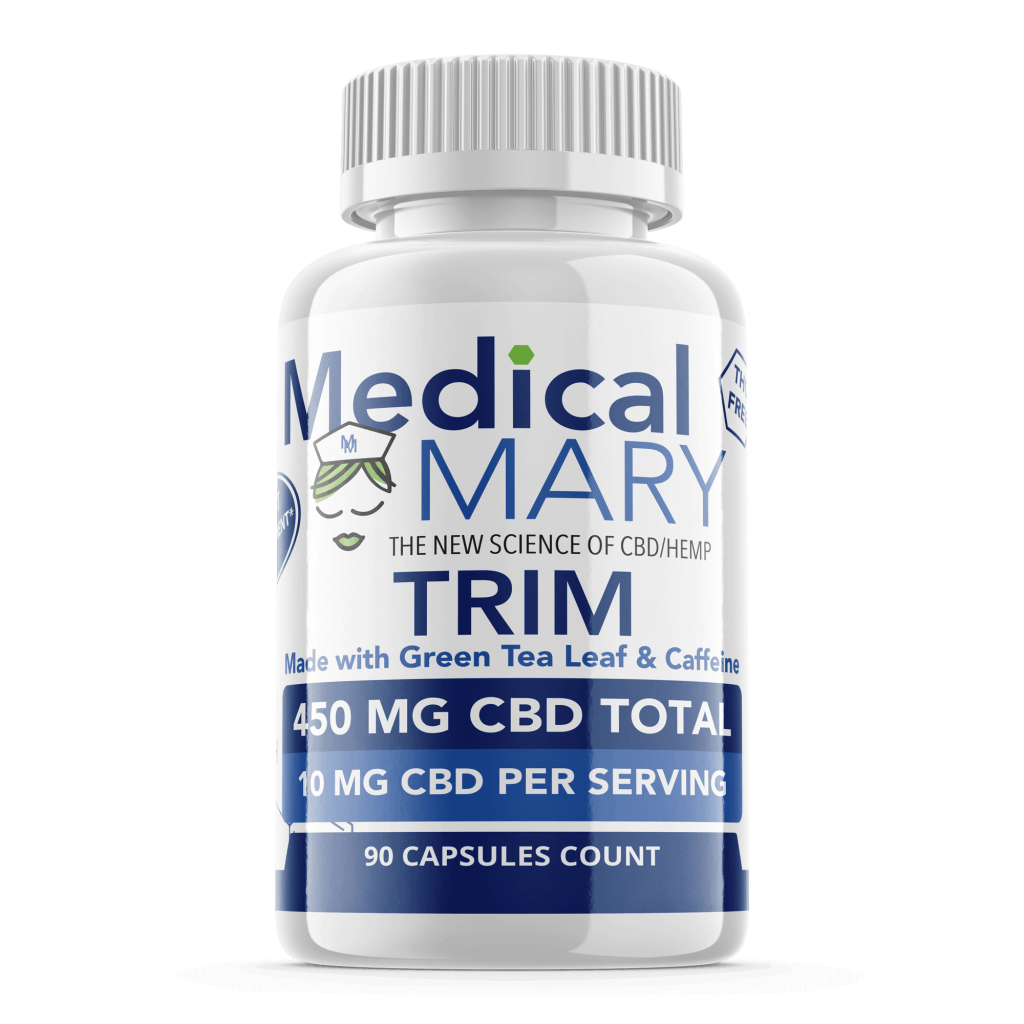 Best Weight Loss CBD from Medical Mary
