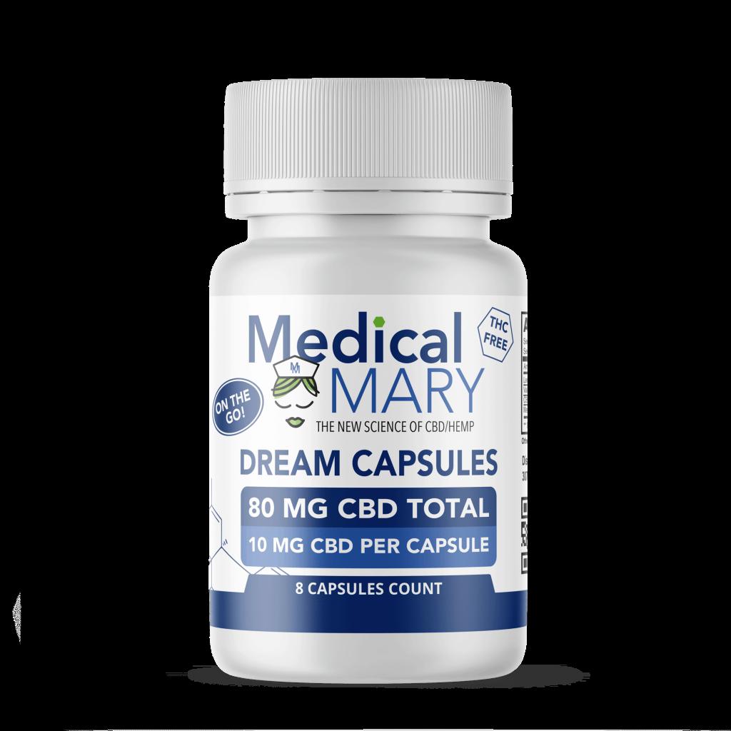 On the Go Medical Mary Sleep Aid Capsules