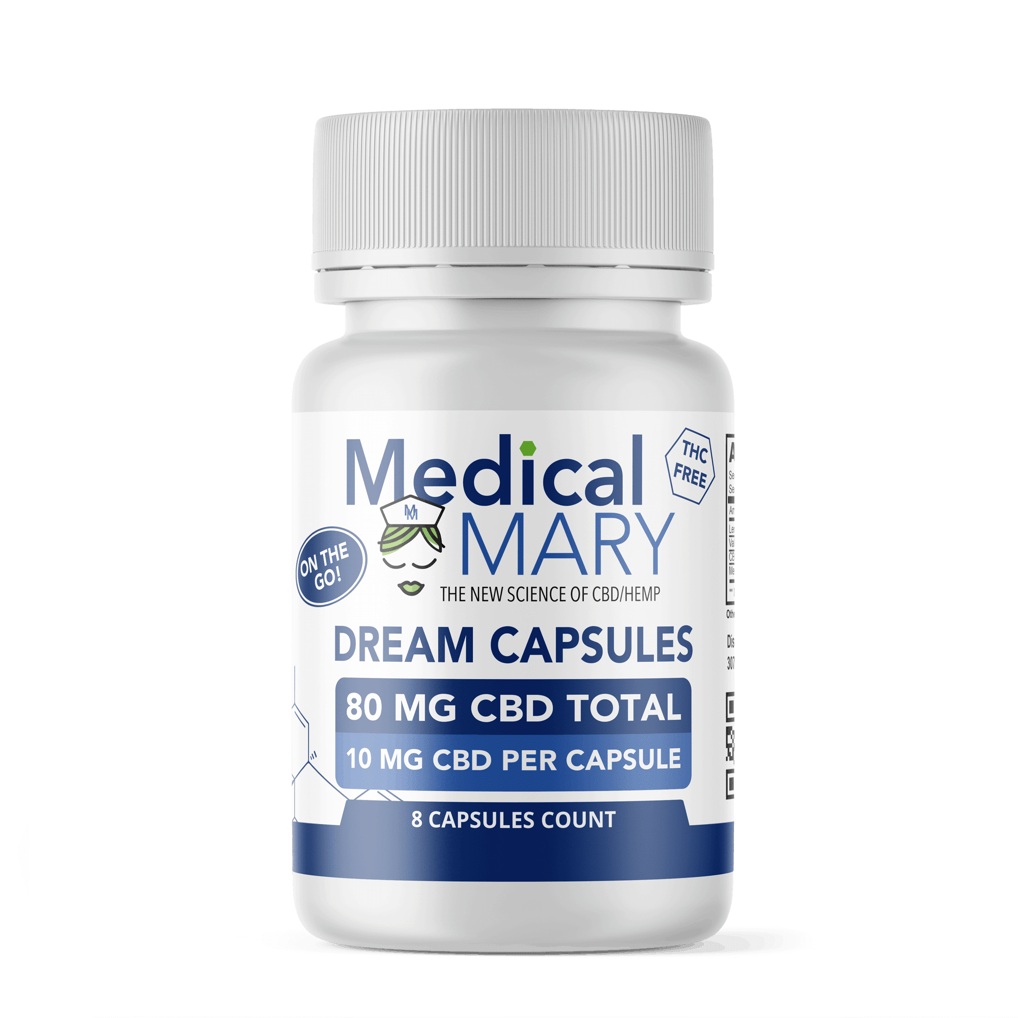 On the Go Medical Mary Sleep Aid Capsules