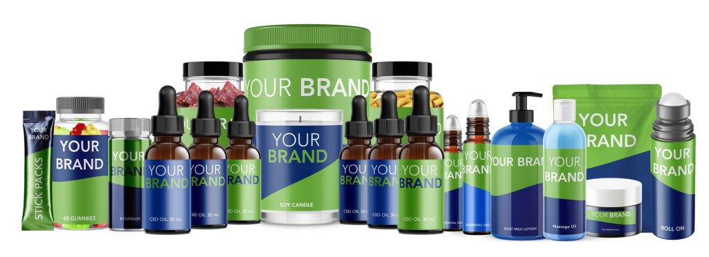 Best White Label CBD | Private Label CBD