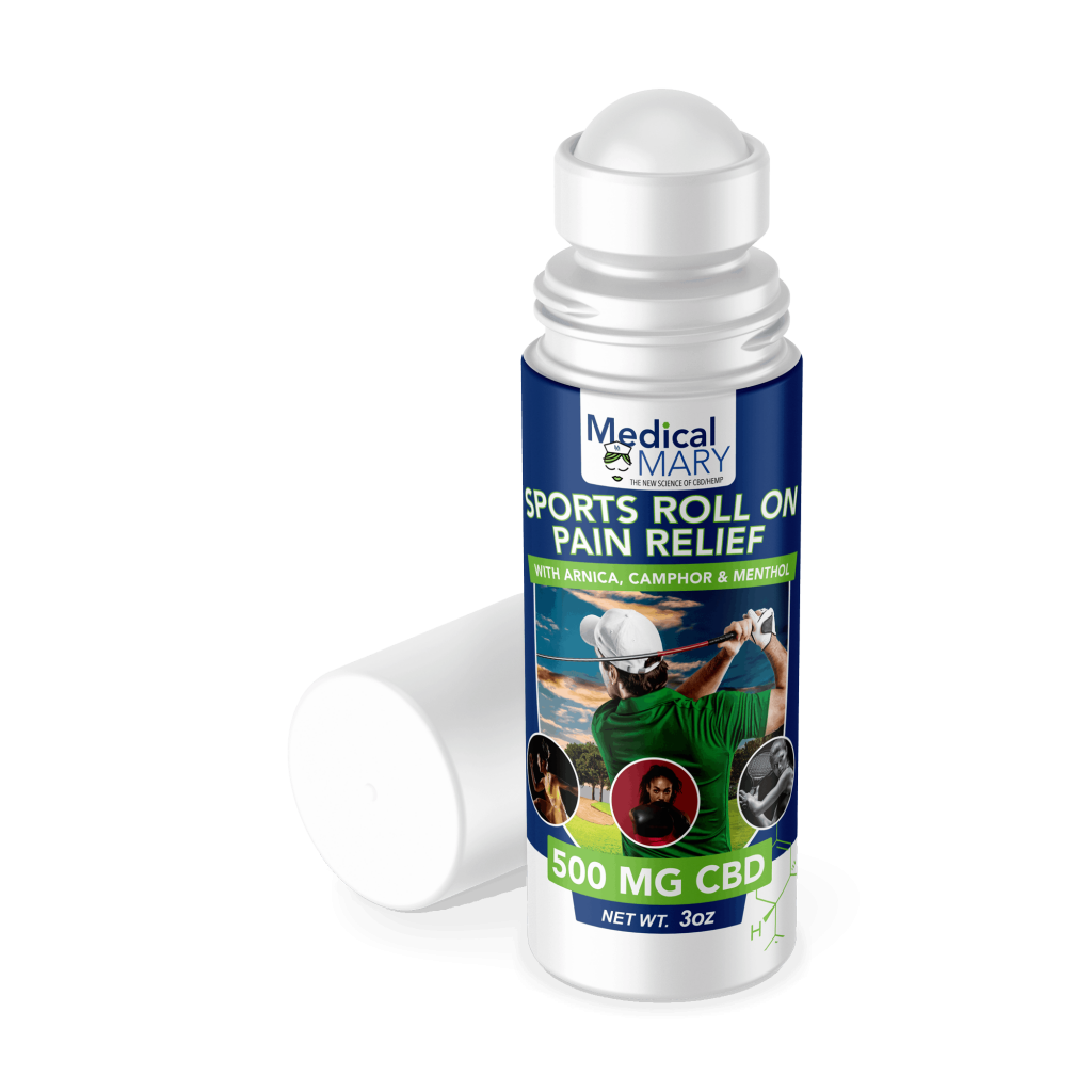Wholesale CBD products | roll on pain relief